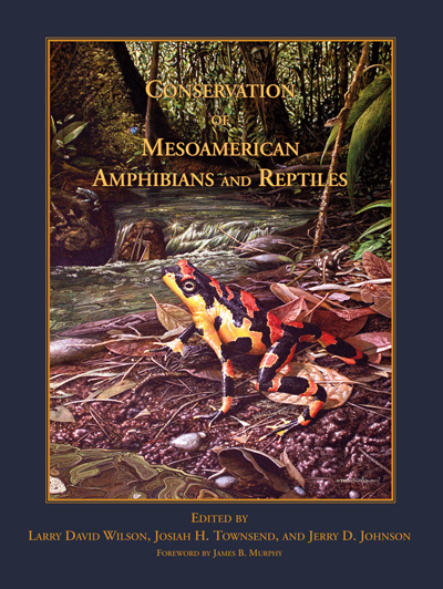 Image for Conservation of Mesoamerican Amphibians and Reptiles,