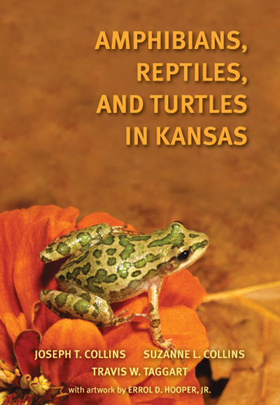 Image for Amphibians, Reptiles, and Turtles in Kansas,