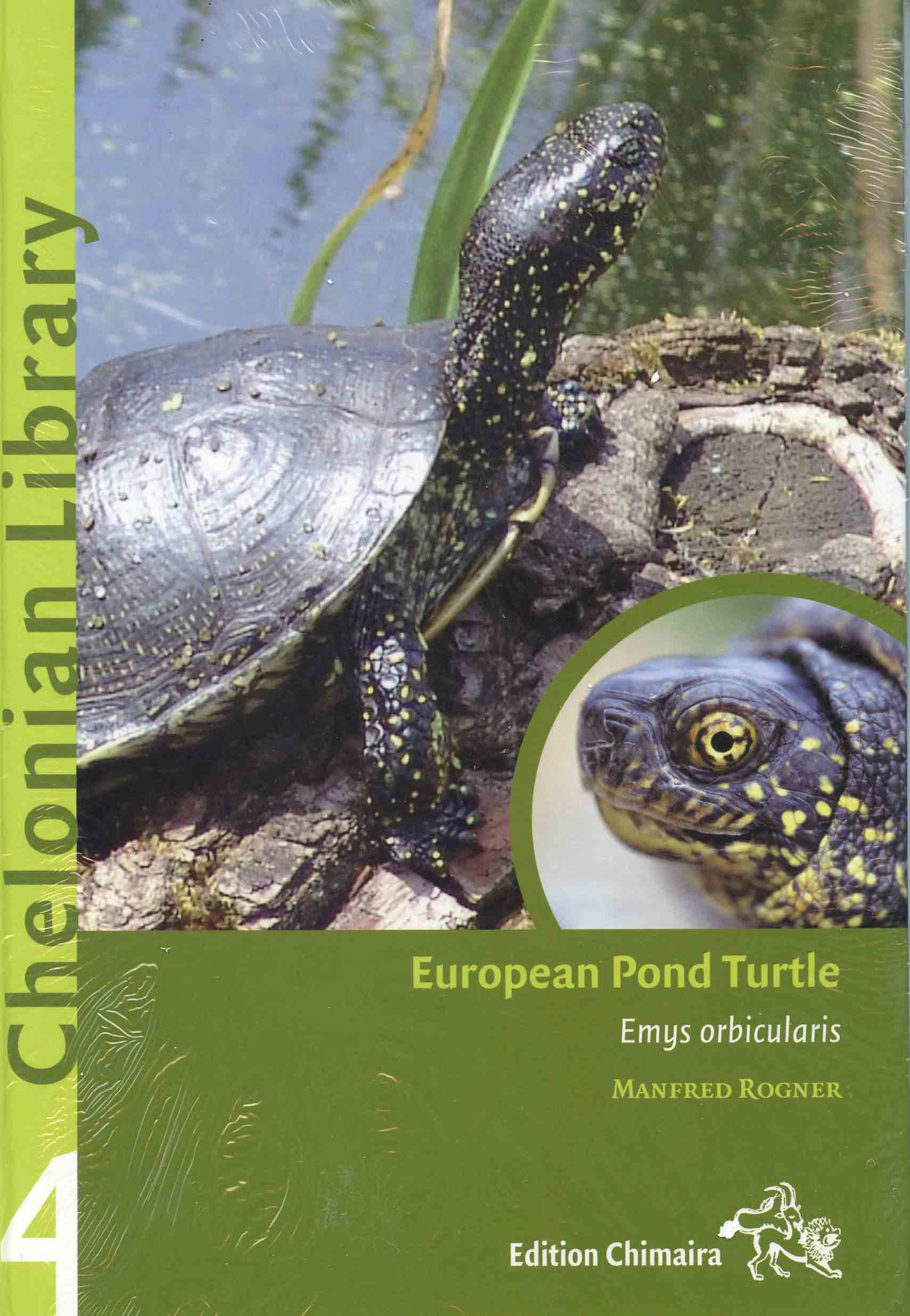 Image for European Pond Turtle: Emys orbicularis,