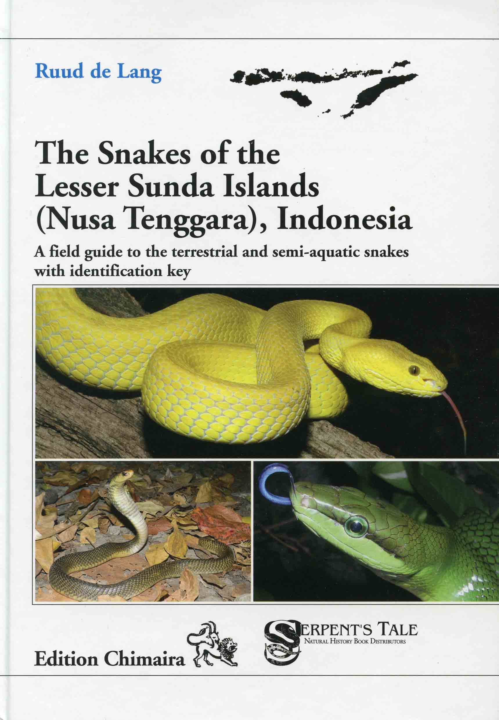 Image for The Snakes of the Lesser Sunda Islands (Nusa, Tenggara), Indonesia,