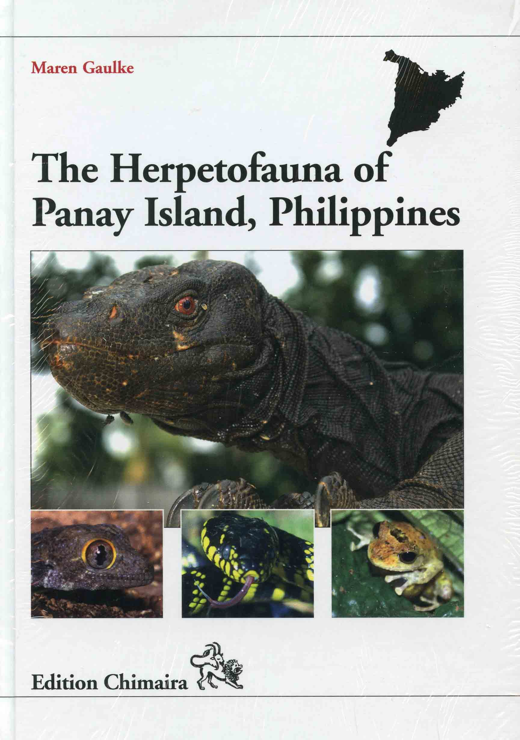 Image for The Herpetofauna of Panay Island, Philippines,