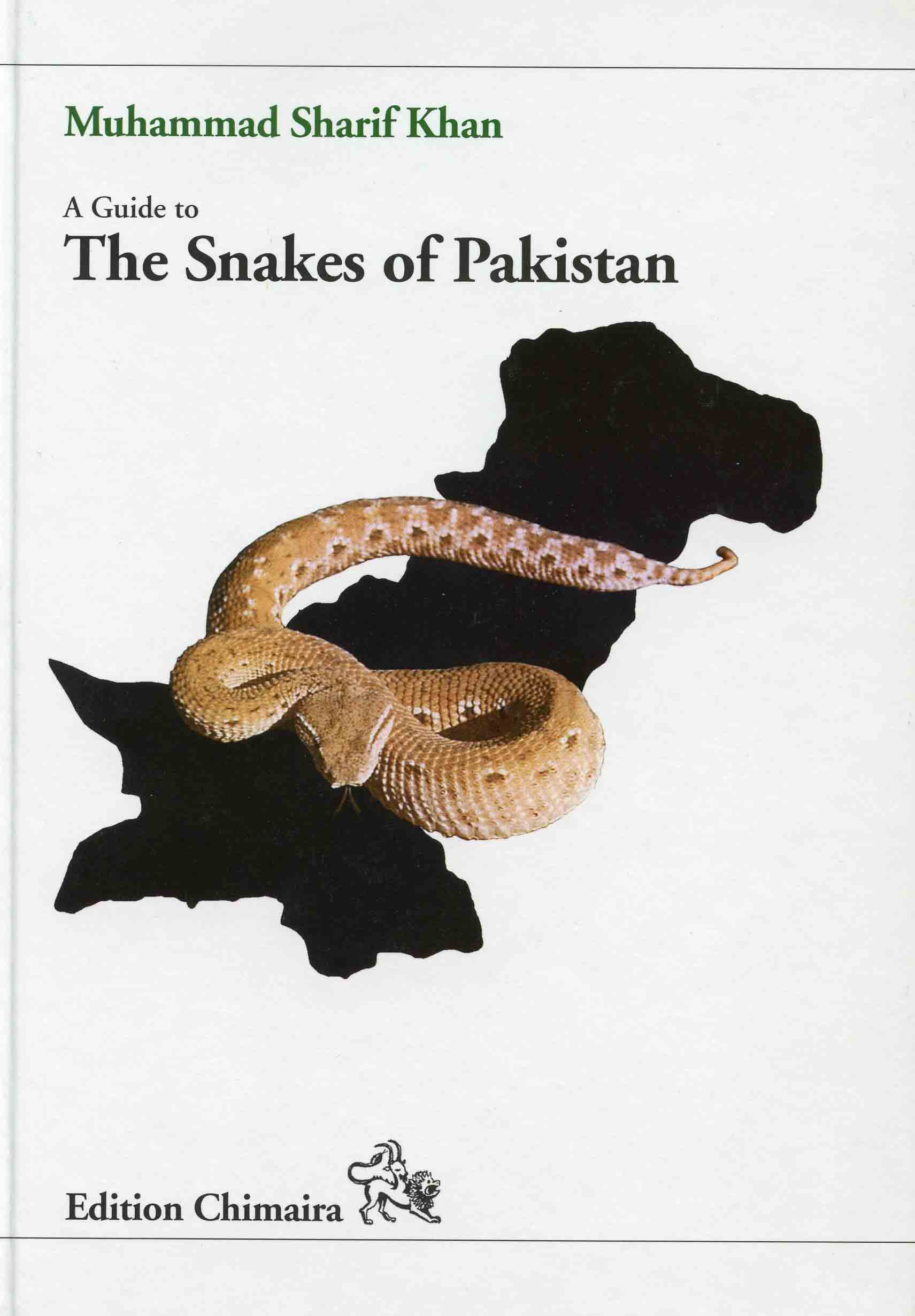 Image for A Guide to the Snakes of Pakistan,