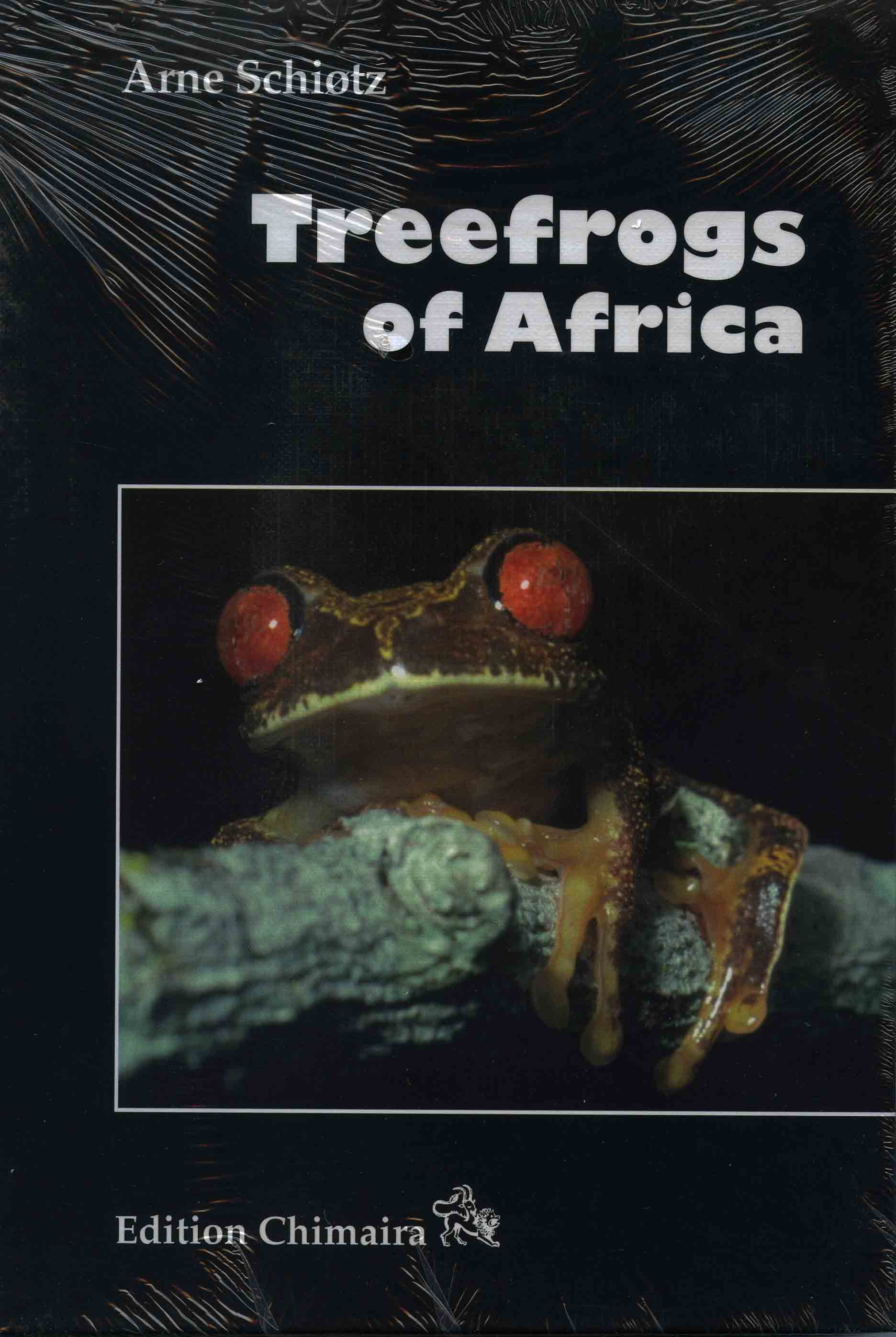 Image for Treefrogs of Africa,
