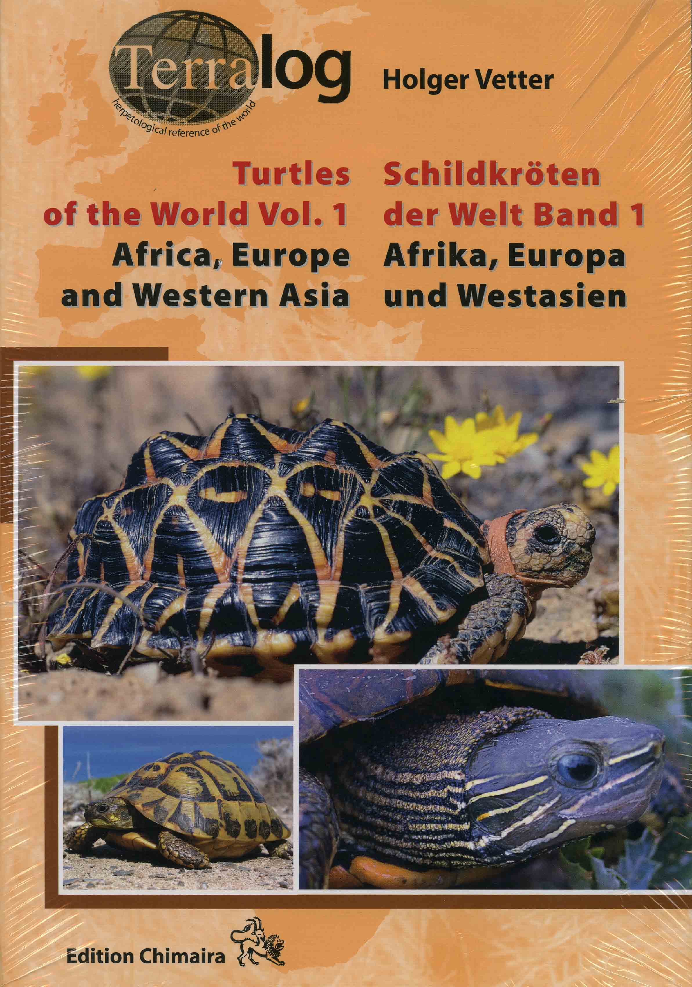 Image for Turtles of the World Vol 1: Africa, Europe and Western Asia,