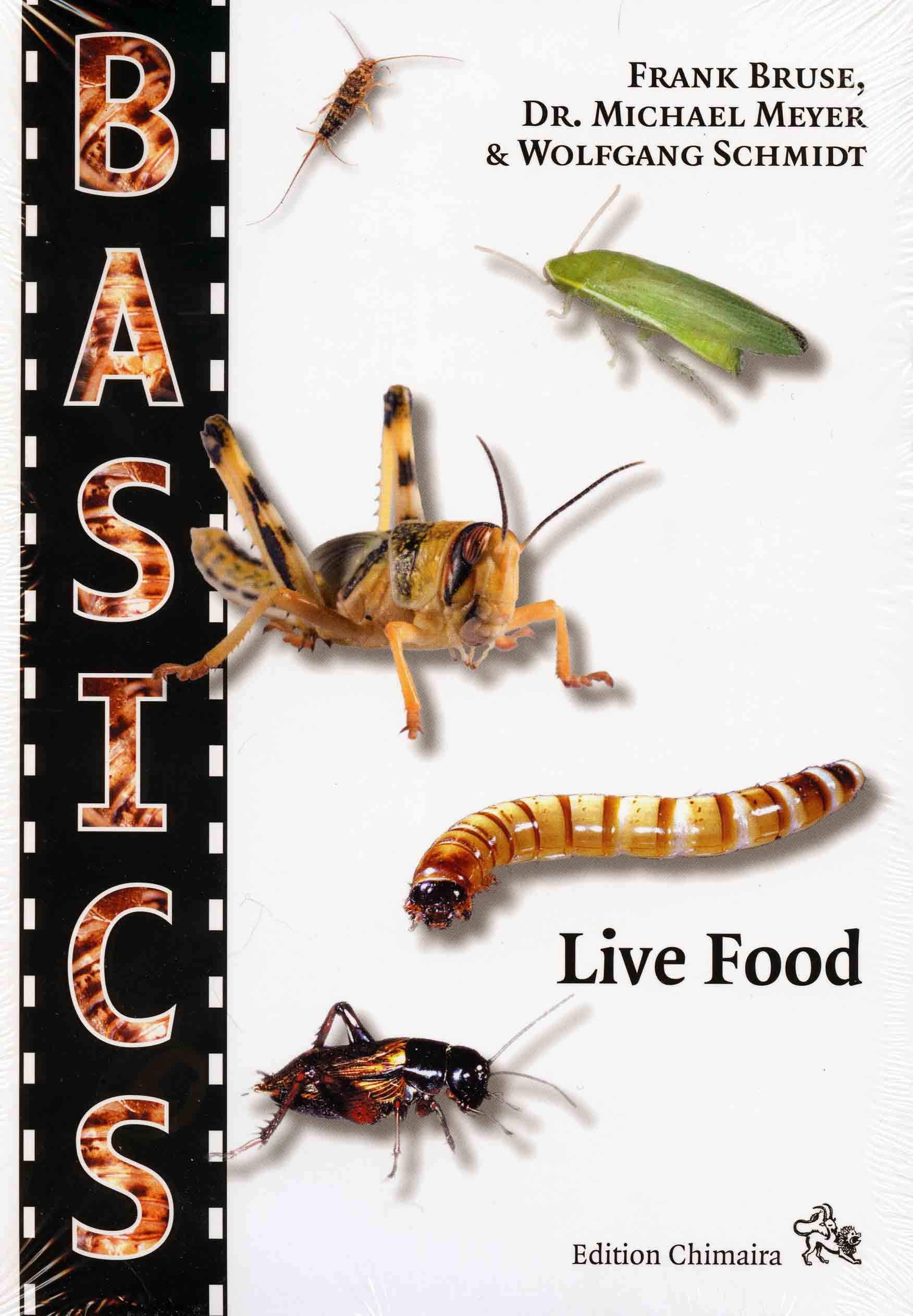 Image for Live Food,