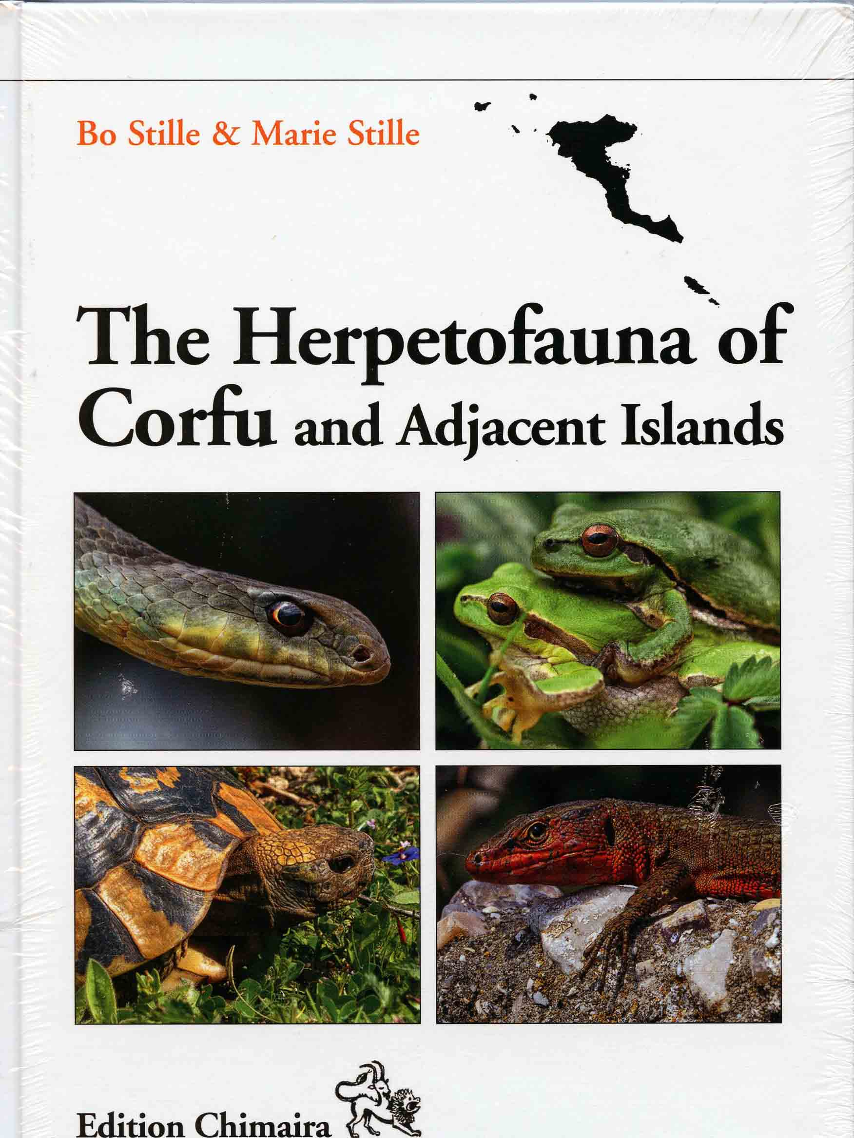 Image for The Herpetofauna of Corfu and Adjacent Islands,