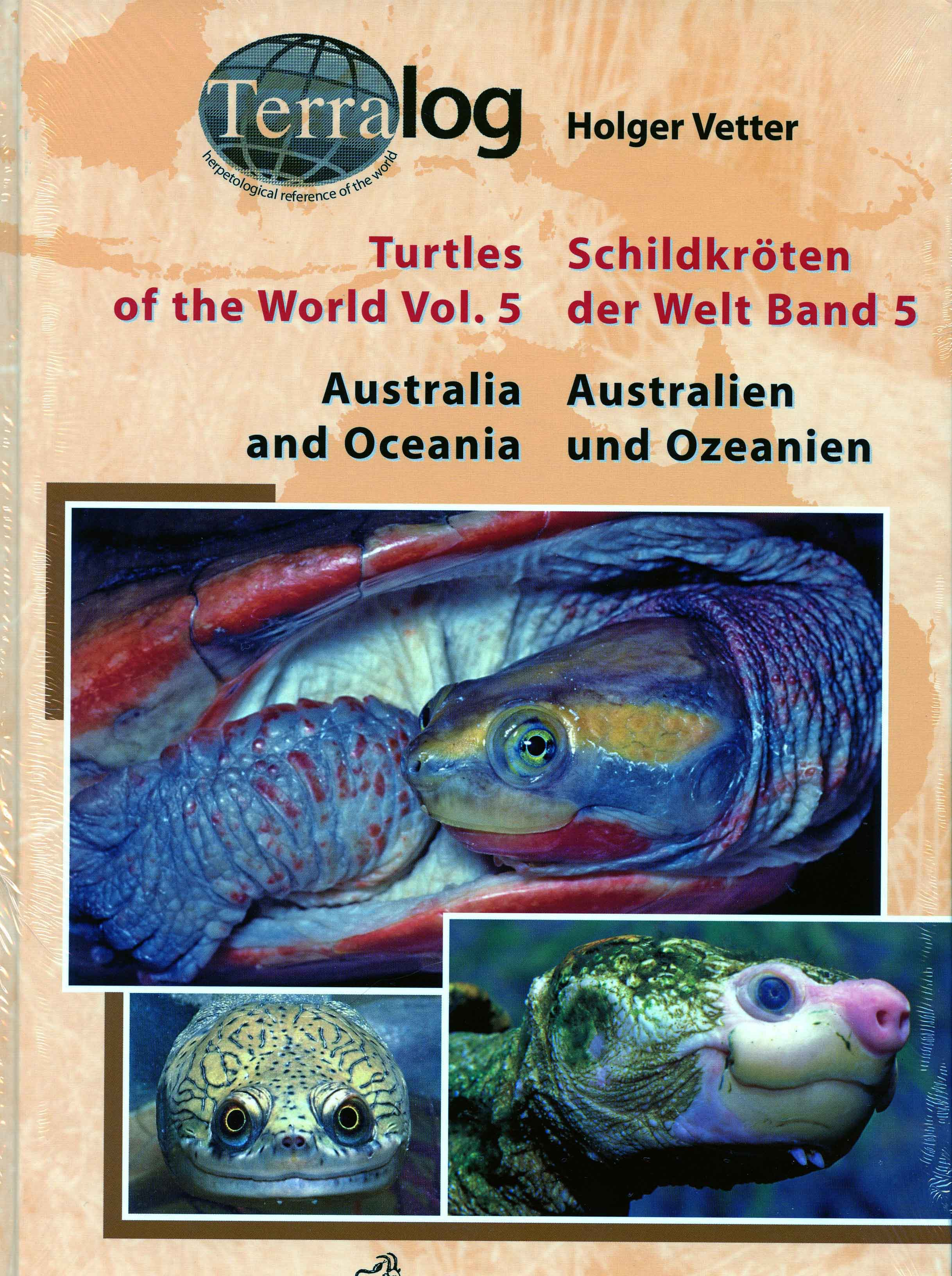 Image for Turtles of the World Vol. 5: Australia and Oceania,