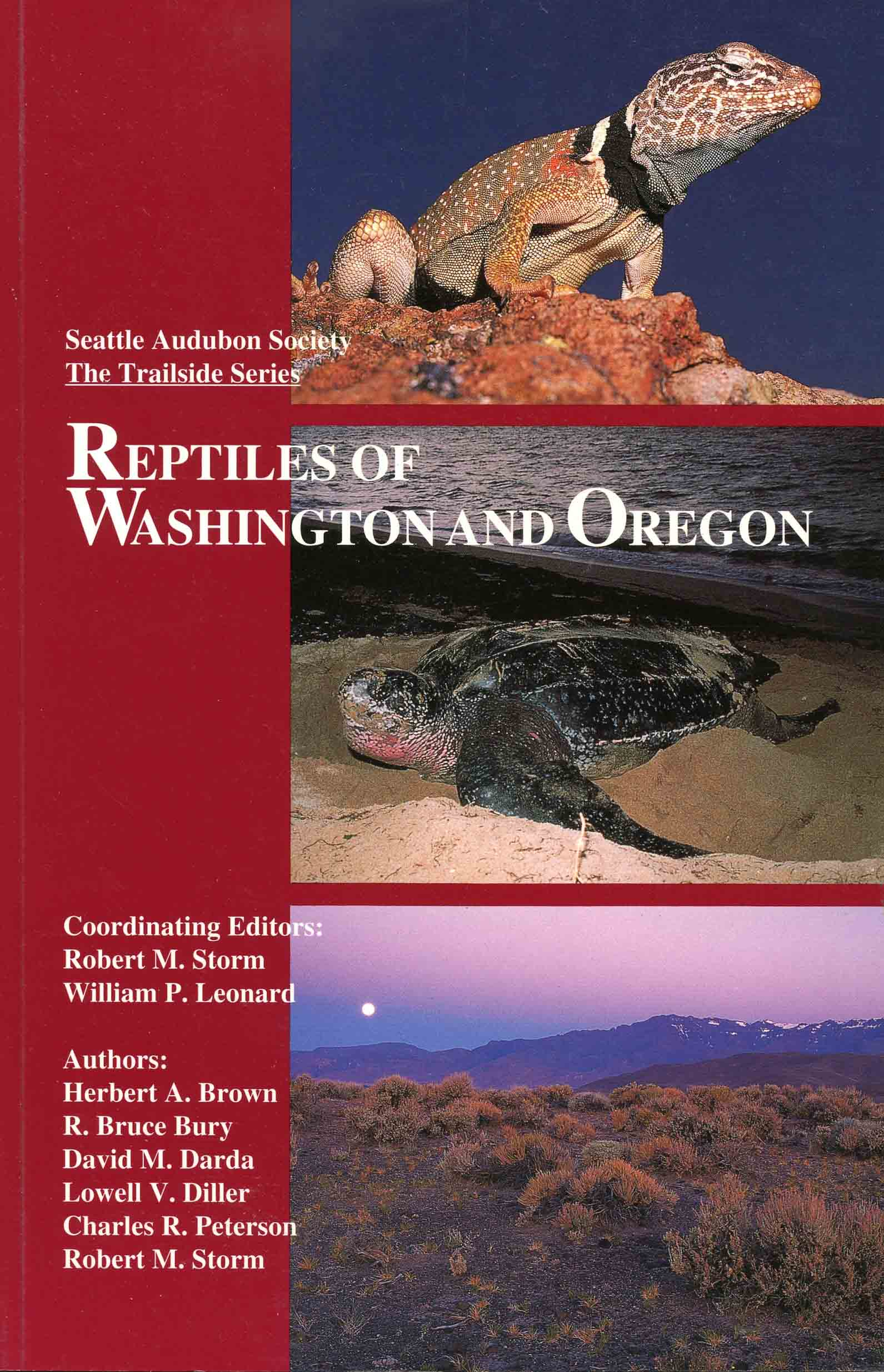 Image for Reptiles of Washington and Oregon,