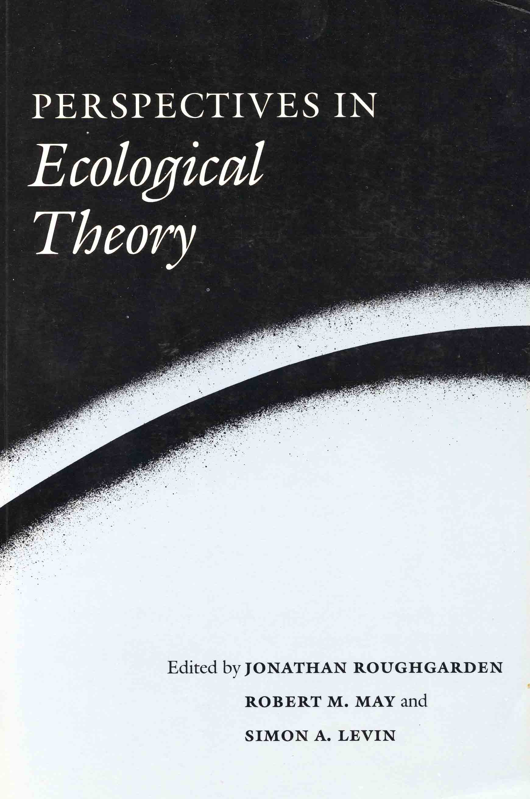 Image for Perspectives in Ecological Theory,