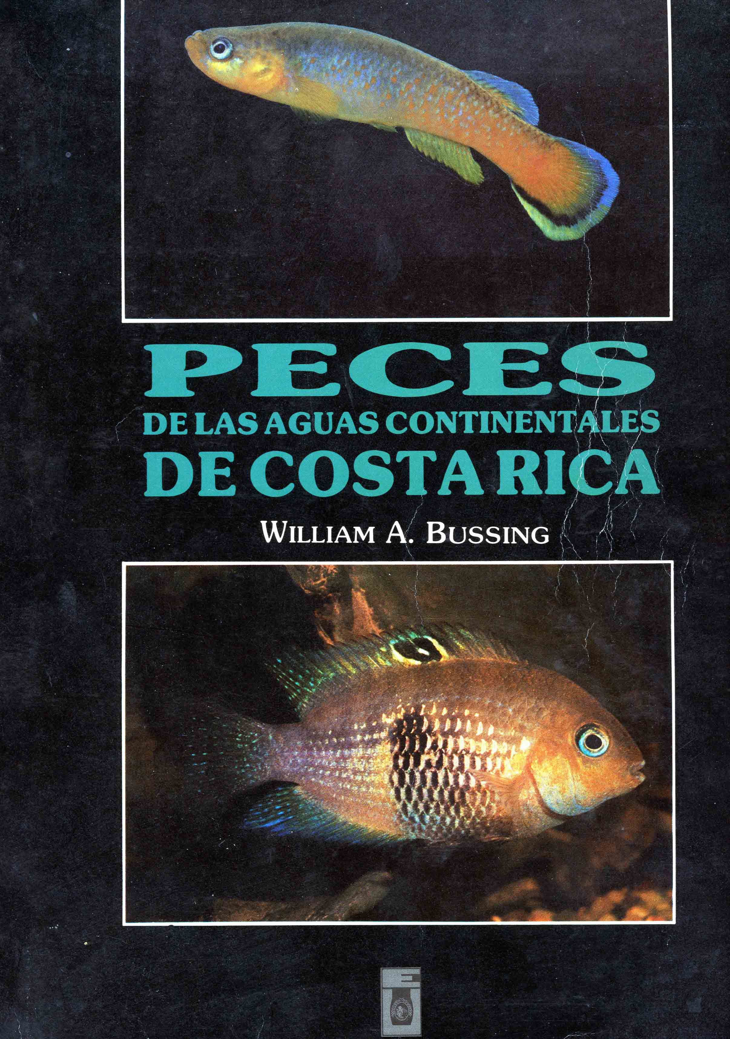 Image for Peces de las Aguas Continentales de Costa Rica,