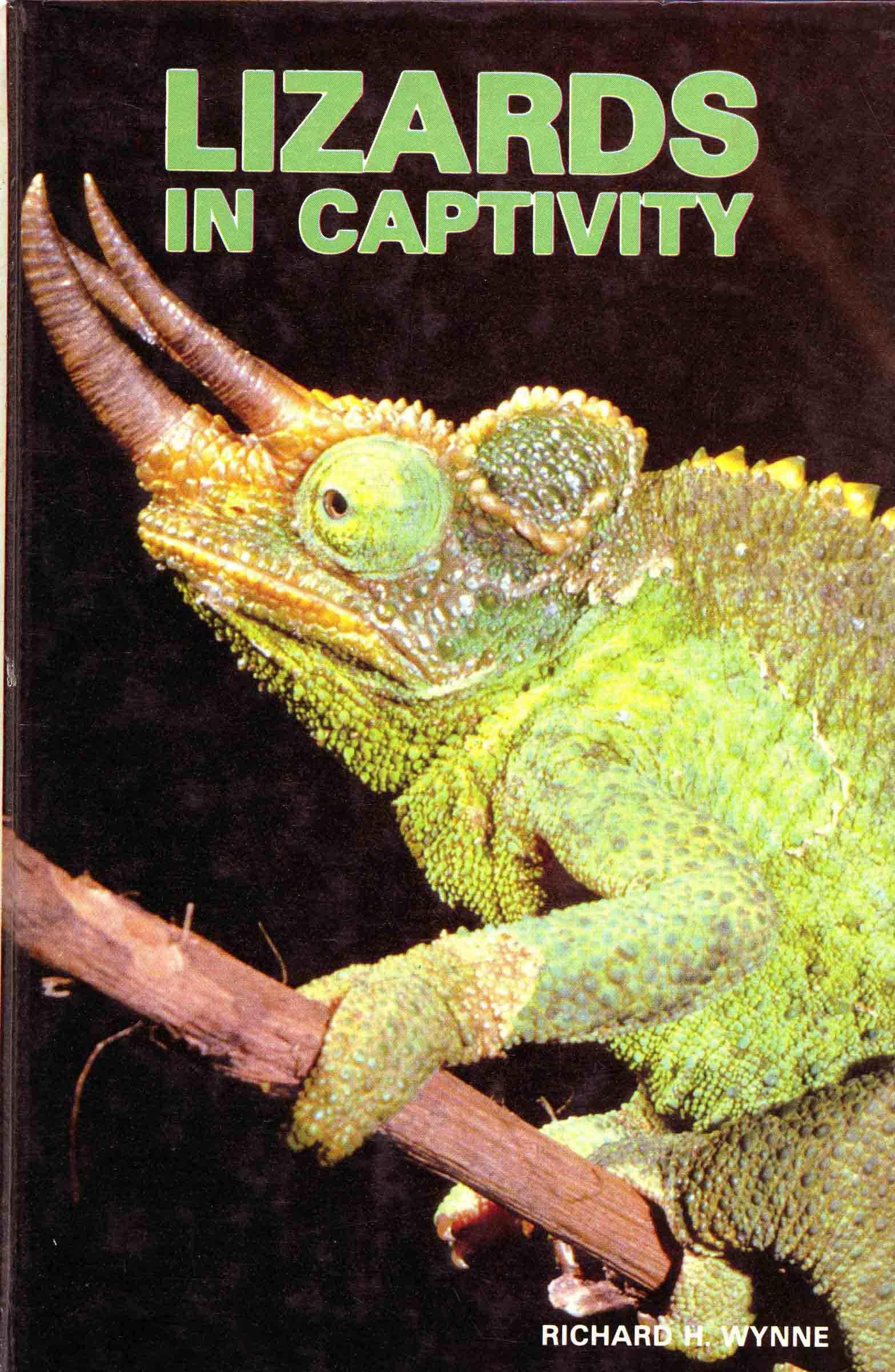 Image for Lizards in Captivity,