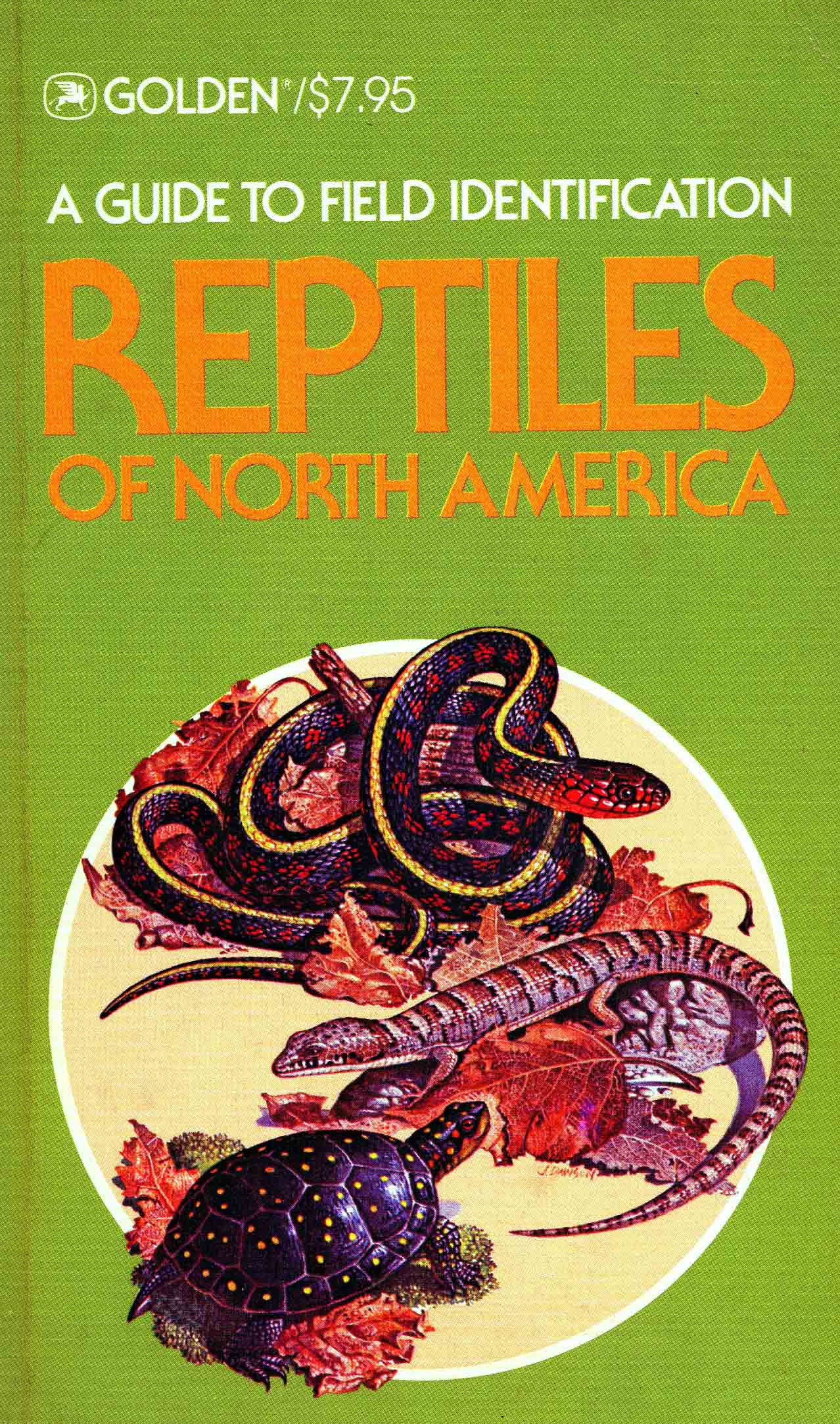 Image for A Guide to Field Identification: Reptiles of North America,