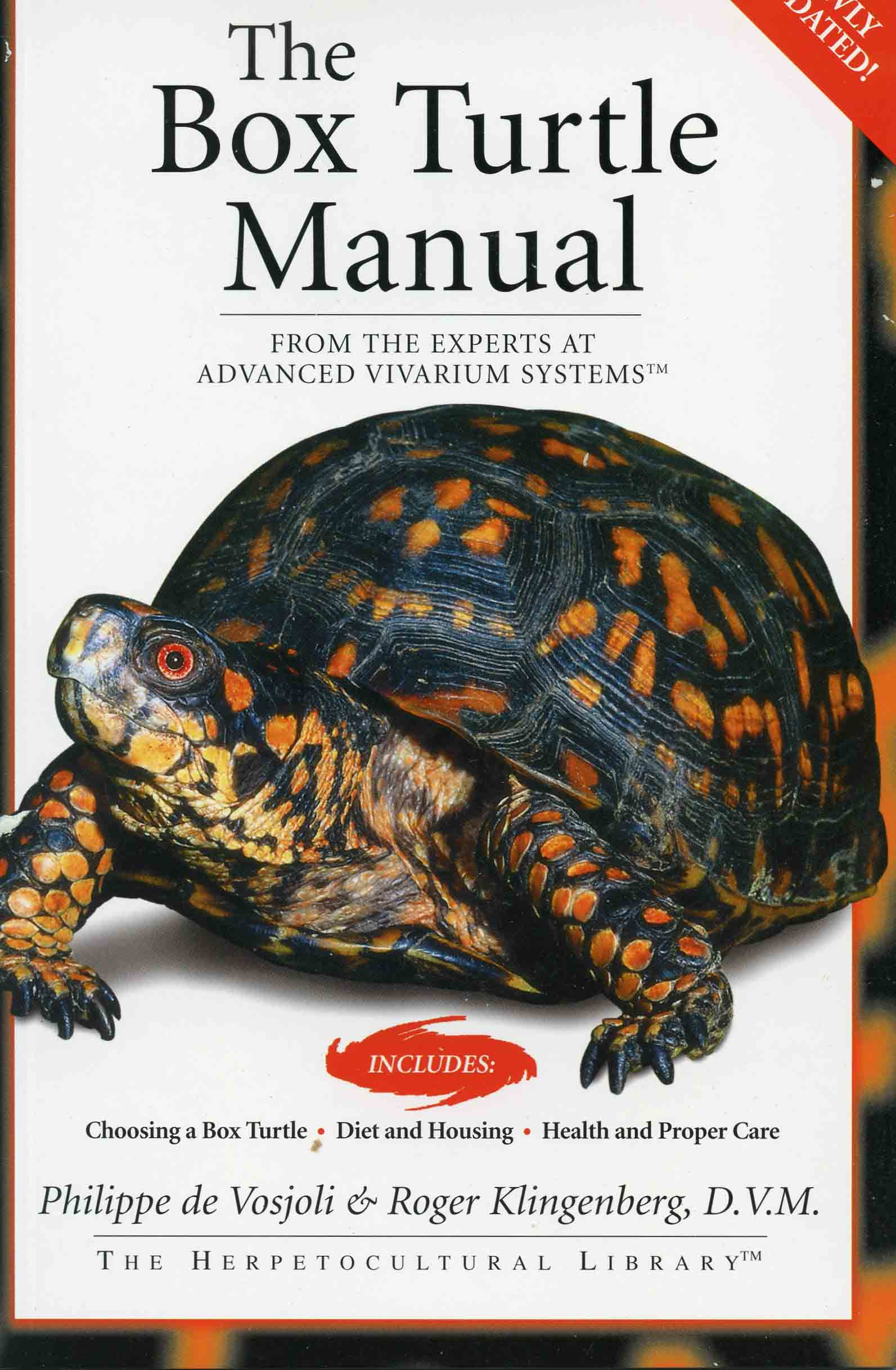 Image for The Box Turtle Manual,