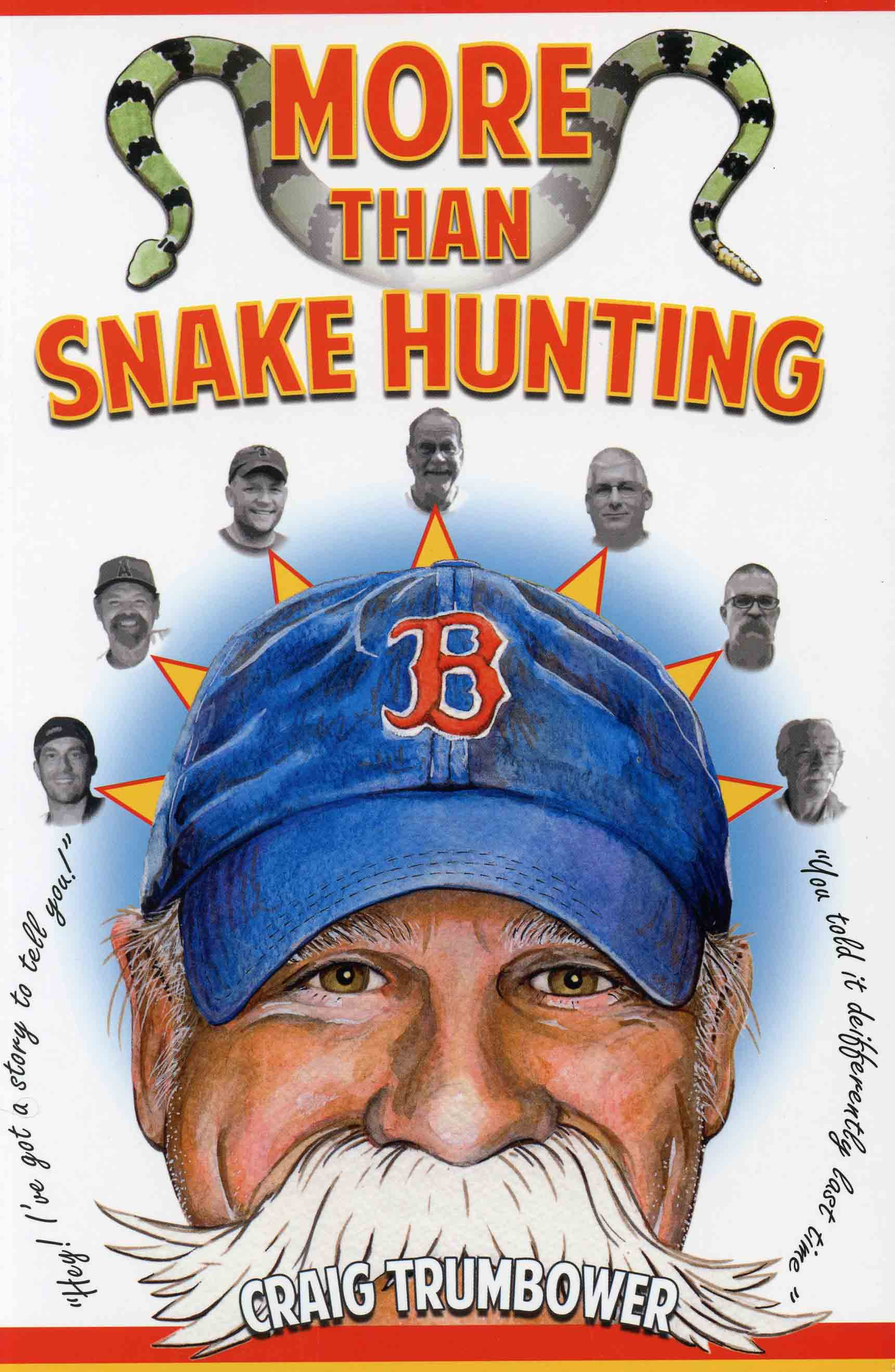 Image for More than Snake Hunting,