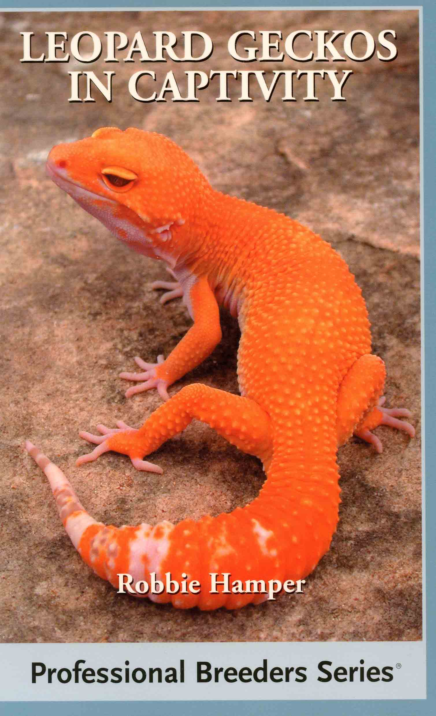 Image for Leopard Geckos in Captivity,