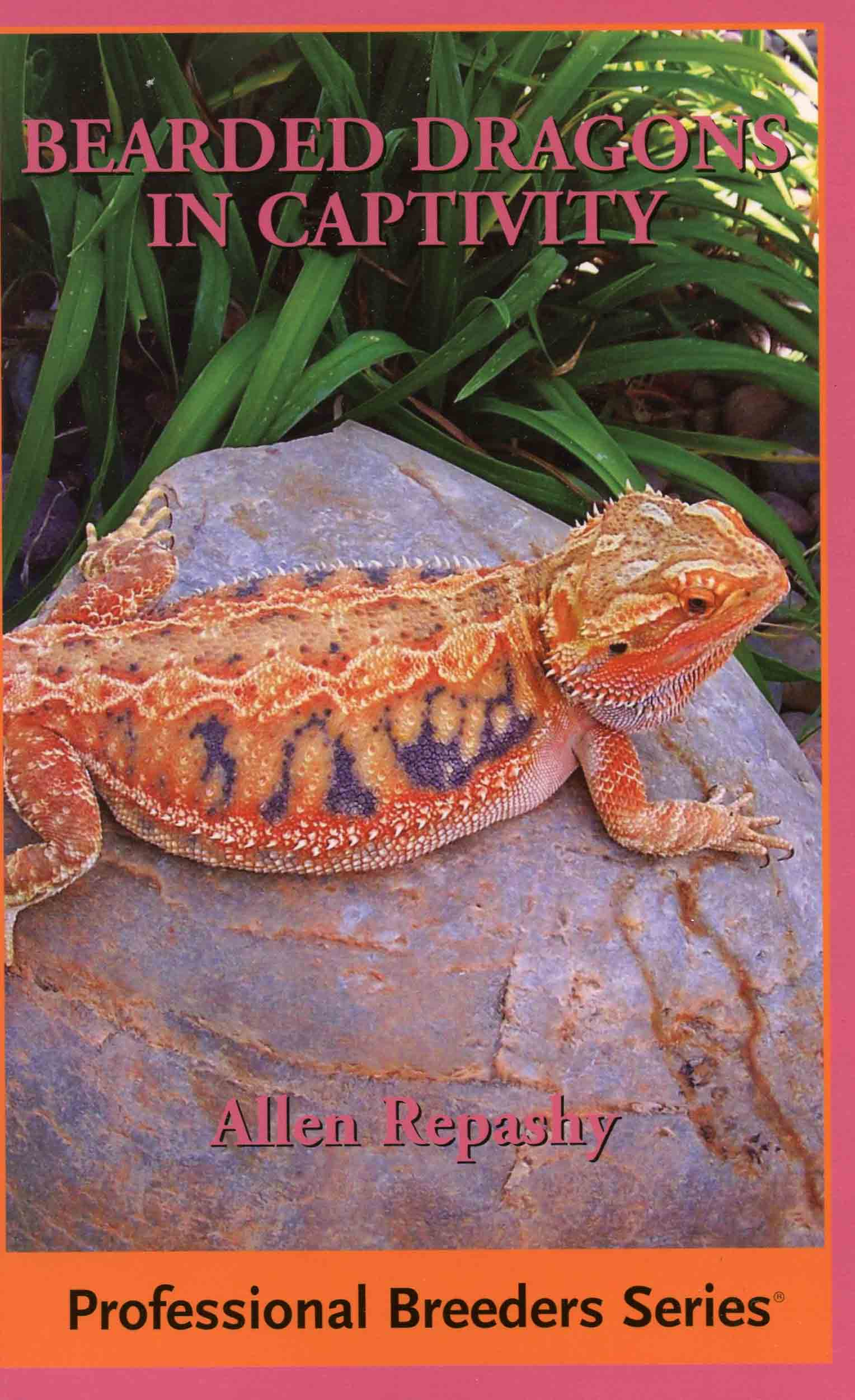 Image for Bearded Dragons in Captivity,