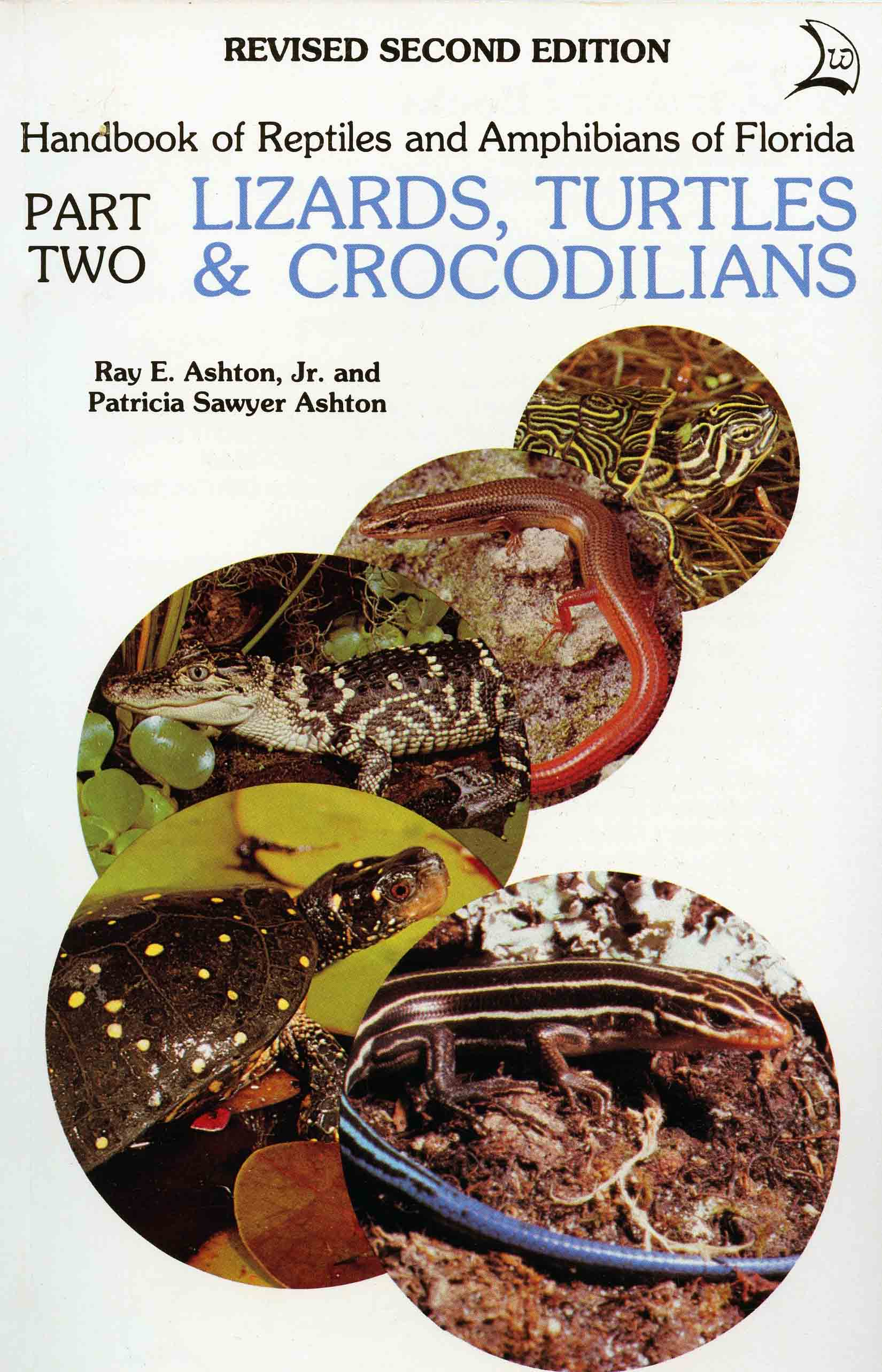 Image for Handbook of Reptiles and Amphibians of Florida, Part Two, Lizards, Turtles & Crocodilians
