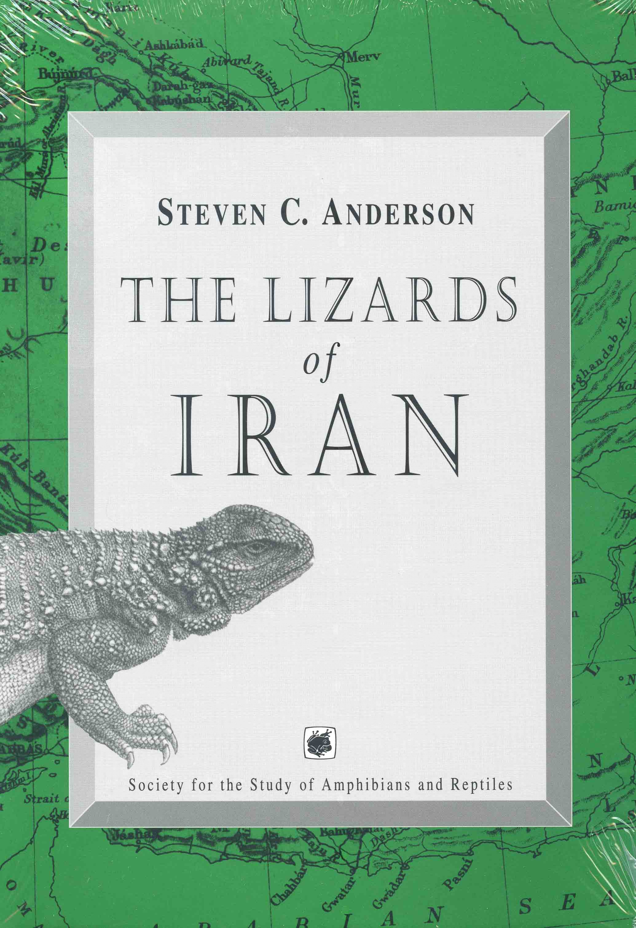 Image for The Lizards of Iran,
