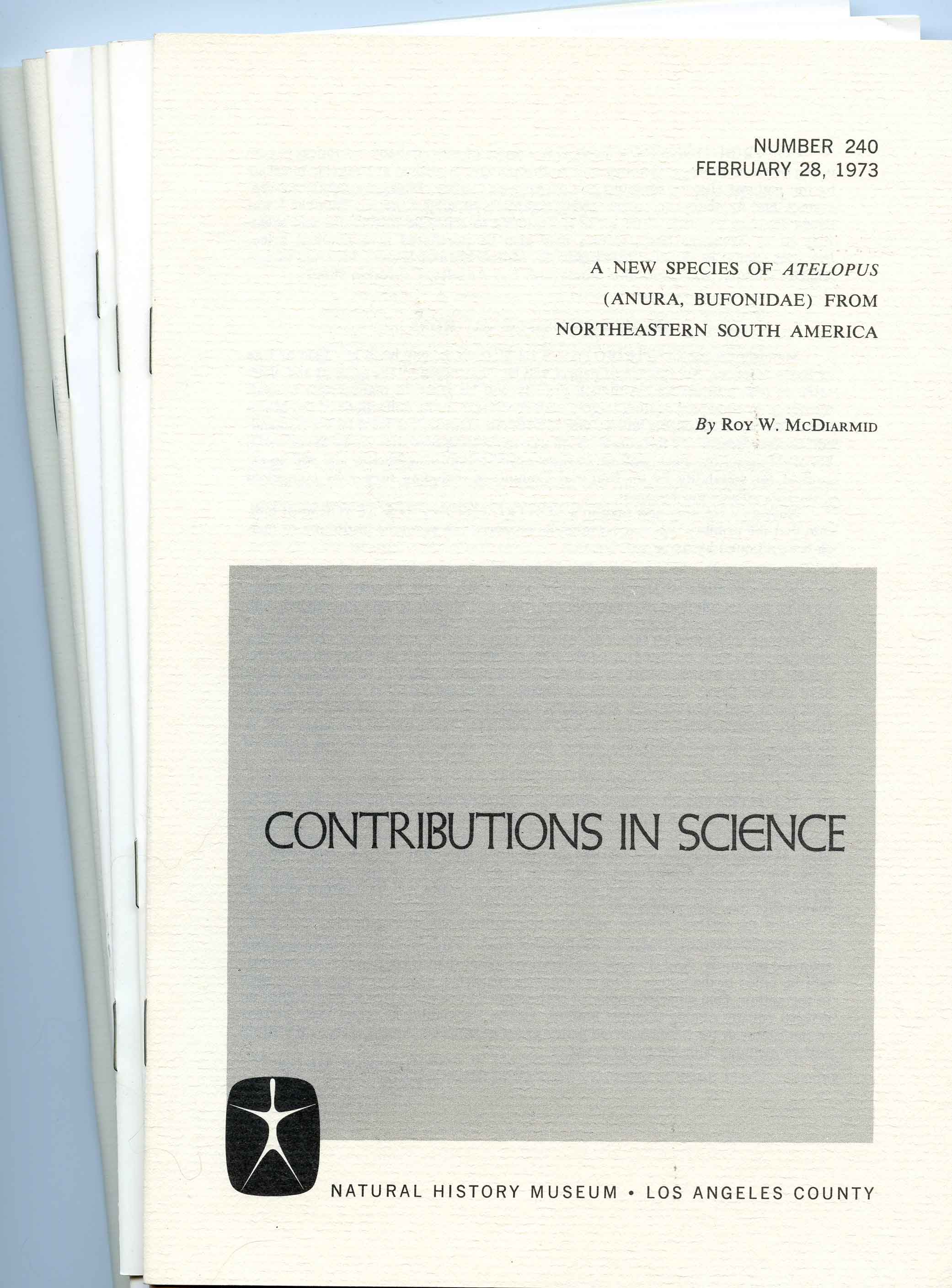 Image for Bundle #3 (Contributions in Science),